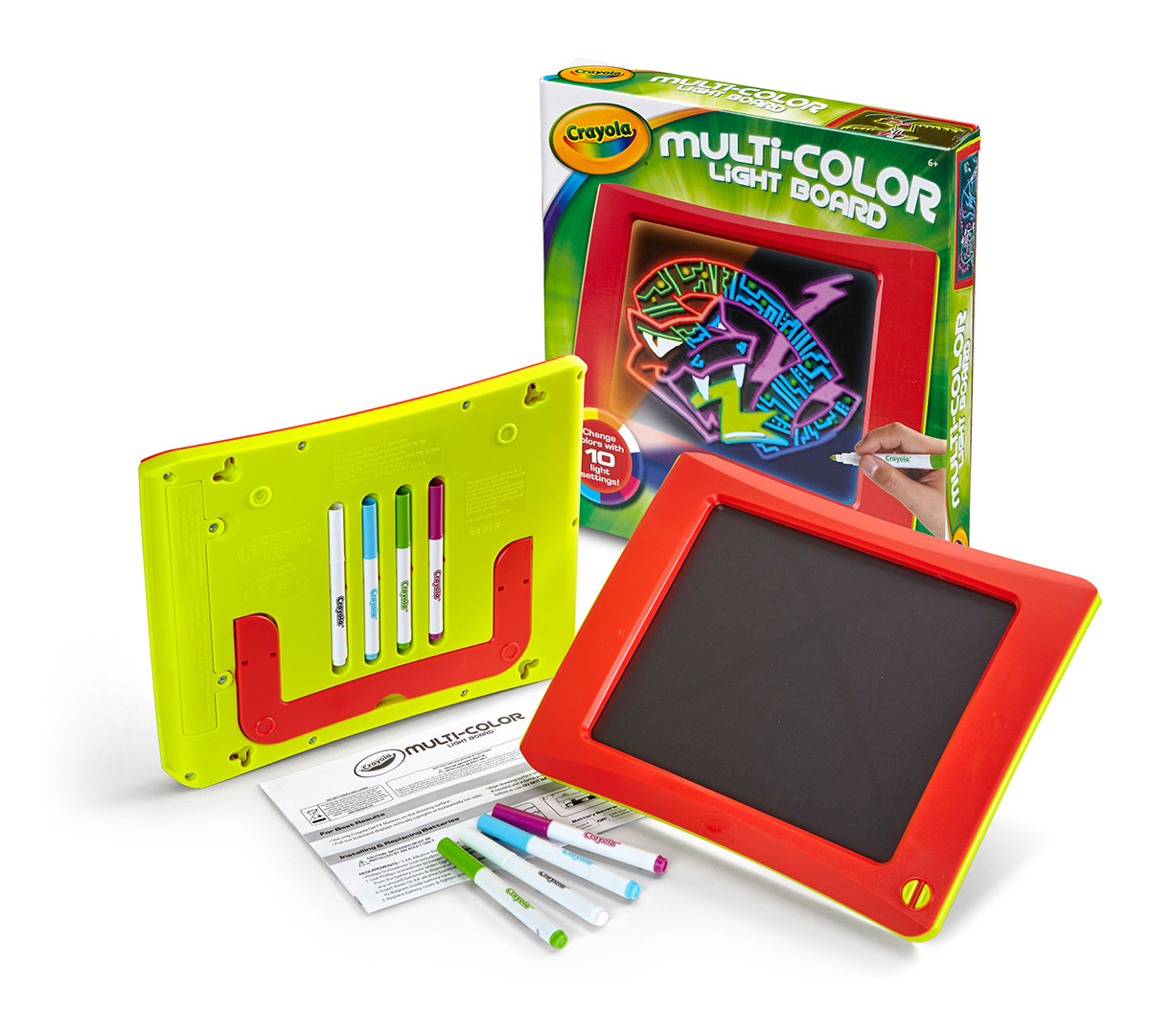 Download Multi-Color Light Board | Crayola