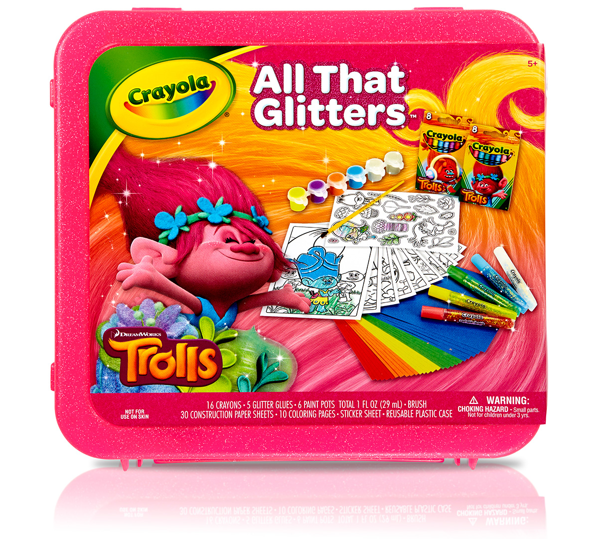 All That Glitters Set, Trolls