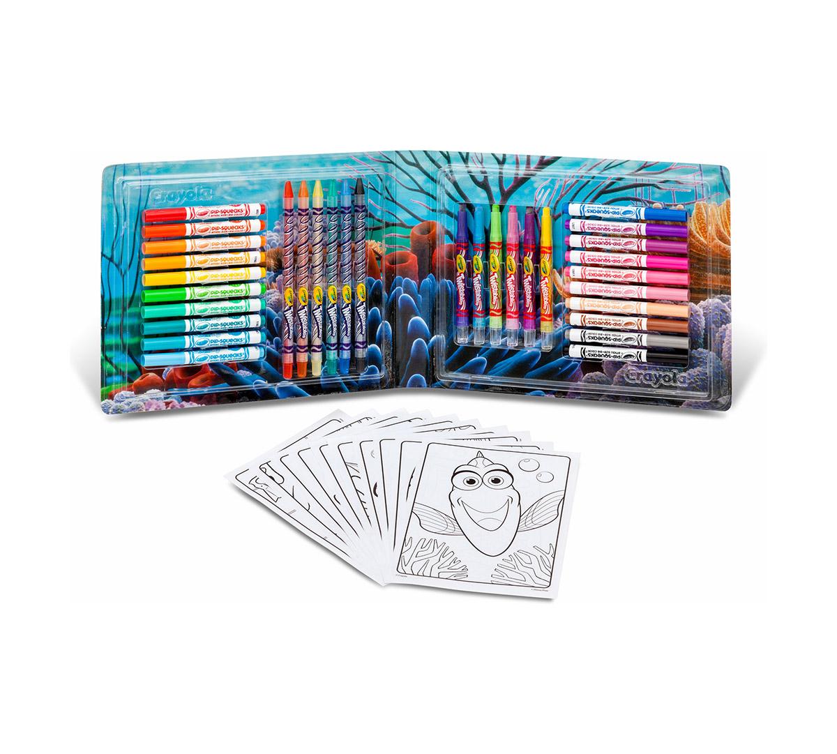Small Dory Art Kit, Finding Dory | Crayola