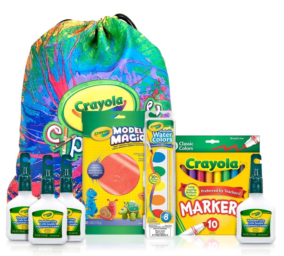 3-in-1 DIY Slime Kit, Slime Supplies   Crayola.com   Crayola
