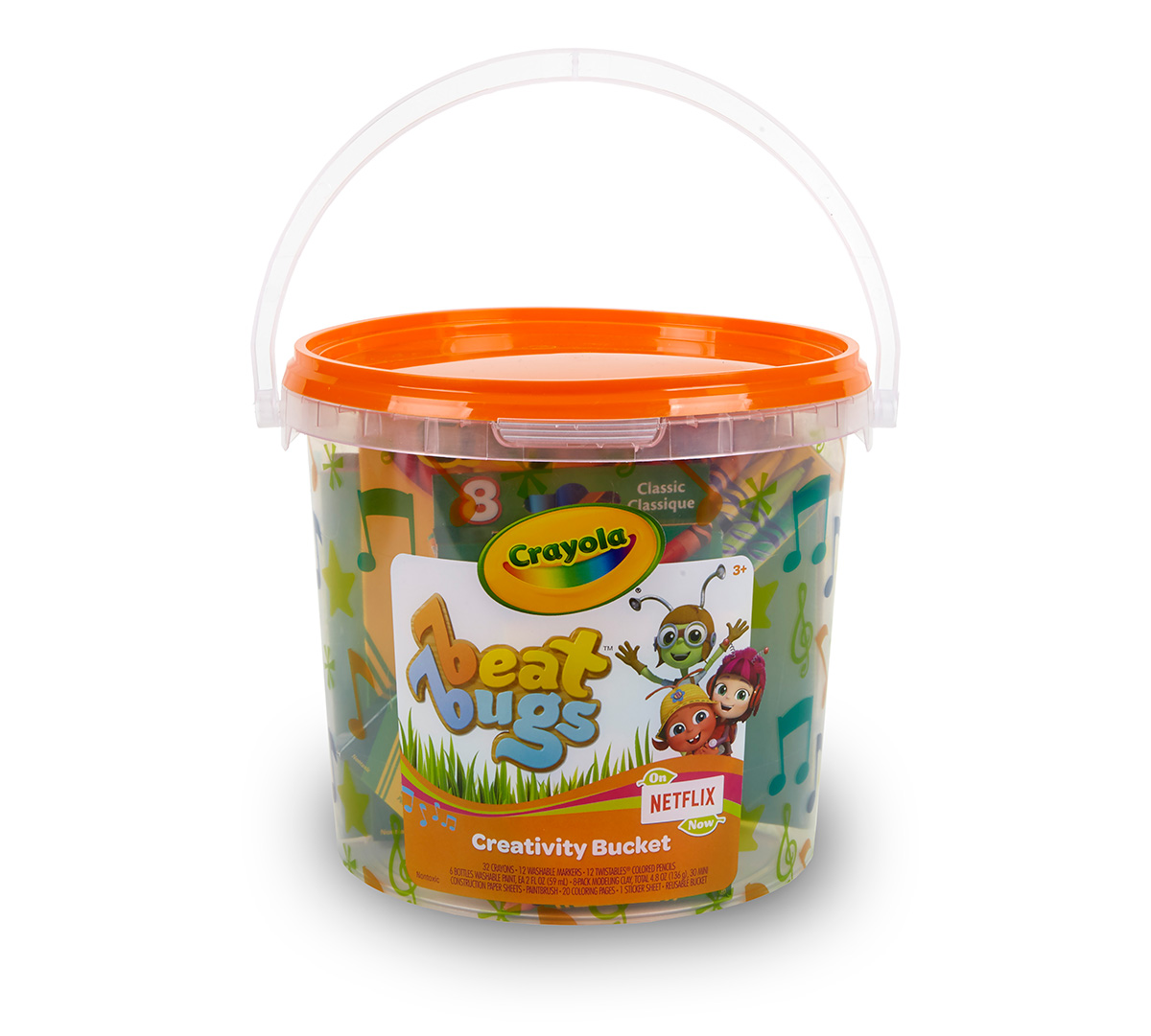 Beat Bugs Creativity Bucket