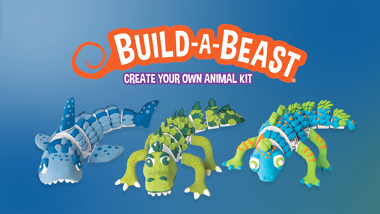 Build A Beast Bundle three boxes, components, and shipping case