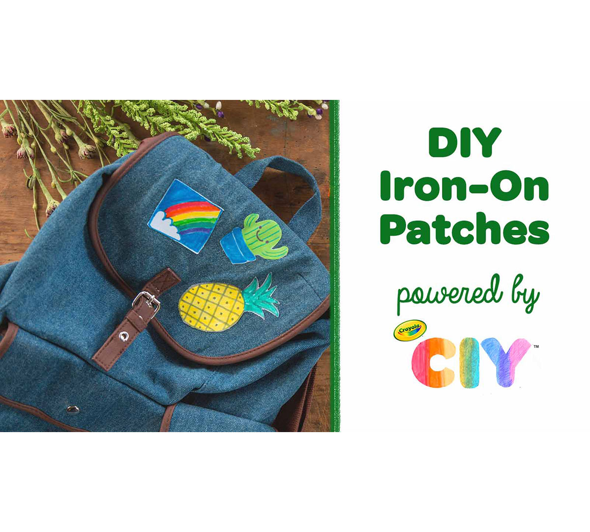 Fabric Patches product listing